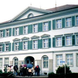 Henry Dunant Museum, austria , bregenz