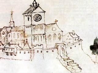Weingarten Abbey, austria , bregenz