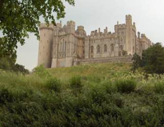 Arundel Castle, uk , brighton