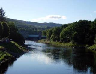 River Tummel, scotland , brochofmousa