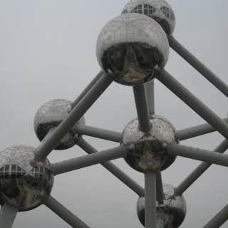 Atomium, belgium , brussels