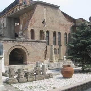 Curtea Veche, romania , bucharest