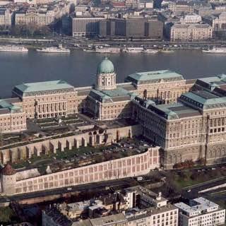 Buda Castle, hungary , budapest