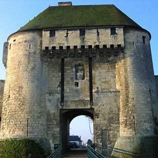 Château de Caen, france , caen