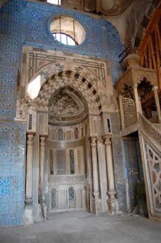 Aqsunqur Mosque, egypt , cairo