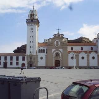 Basilica of Candelaria, spain , candelaria