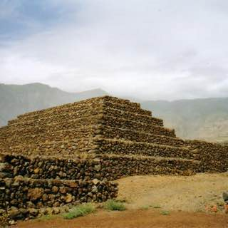 Pyramids of Güímar, spain , candelaria