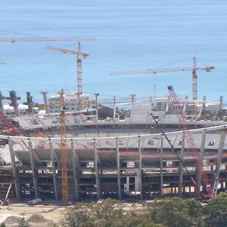 Cape Town Stadium, southafrica , capetown
