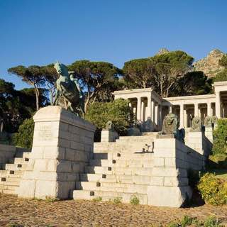 Rhodes Memorial, southafrica , capetown