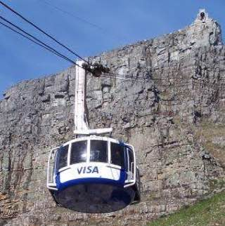 Table Mountain Aerial Cableway, southafrica , capetown