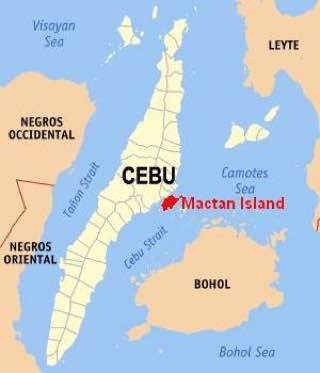 Mactan, philippines , ceburegion
