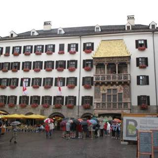 Goldenes Dachl, austria , centraltyrol