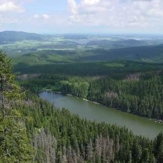 Šumava National Park, czechrepublic , ceskykrumlov