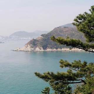 Taejongdae, southkorea , changwon