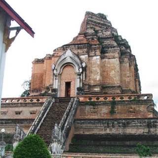 Wat Chedi Luang, thailand , chiangmai