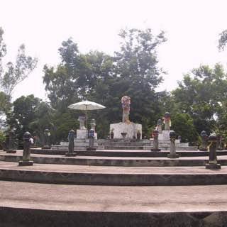 The Navel City Pillar of Chiang Rai, thailand , chiangrai