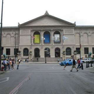 Art Institute of Chicago Building, usa , chicago