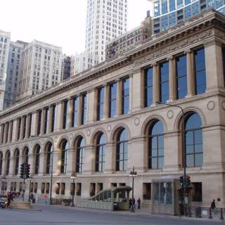 Chicago Cultural Center, usa , chicago