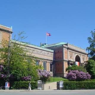 Statens Museum for Kunst, denmark , copenhagen