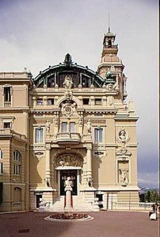 Opéra de Monte-Carlo, france , cotedazur