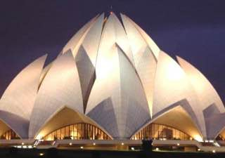 Lotus Temple, india , delhi