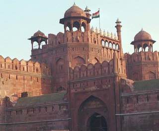 The Red Fort, india , delhi