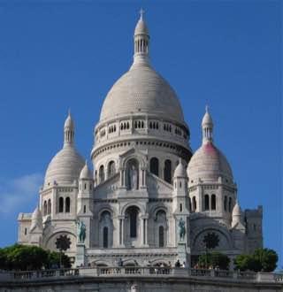 Basilica of the Sacré Cœur, france , disneylandparis