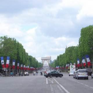 Champs-Élysées, france , disneylandparis