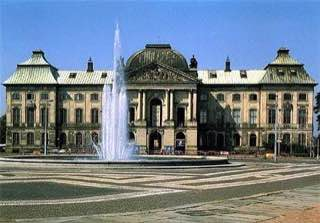 Japanisches Palais, germany , dresden