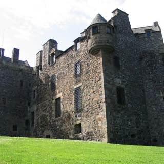 Elcho Castle, scotland , dundee