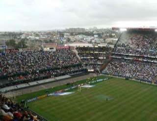 Kings Park Stadium, southafrica , durban