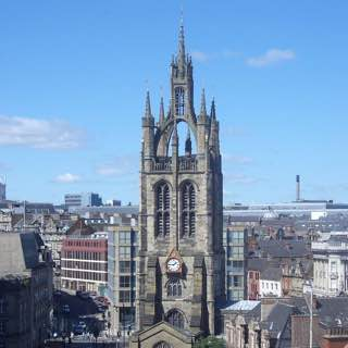 Newcastle Cathedral, uk , englandcentral