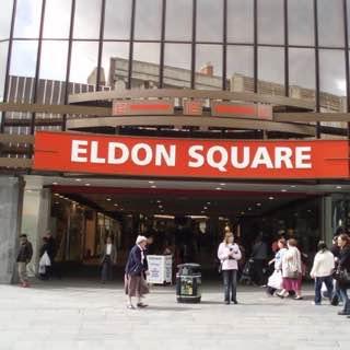 Eldon Square, uk , englandnorthern