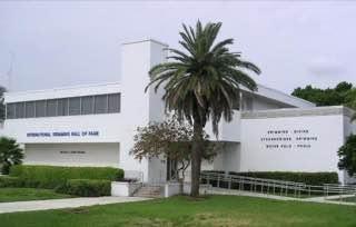 International Swimming Hall of Fame, usa , floridasouthern