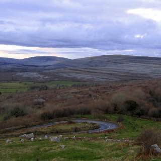 The Burren, ireland , galway