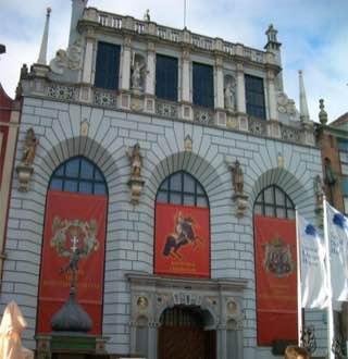 Artus Court, poland , gdansk