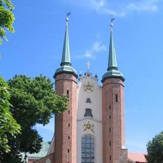 Oliwa Cathedral, poland , gdansk
