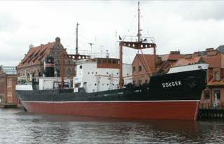 SS Sołdek, poland , gdansk