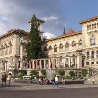 Palais de Rumine, switzerland , geneva