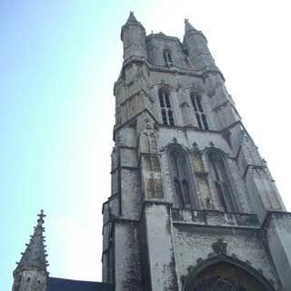 Saint Bavo Cathedral, belgium , ghent