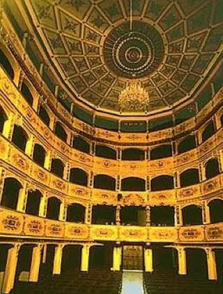 Manoel Theatre, malta , gozo