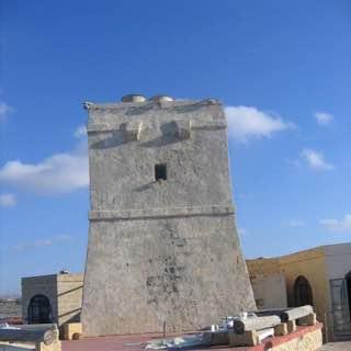 Qawra Tower, malta , gozo