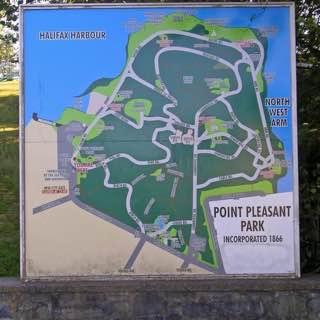 Point Pleasant Park, canada , halifax
