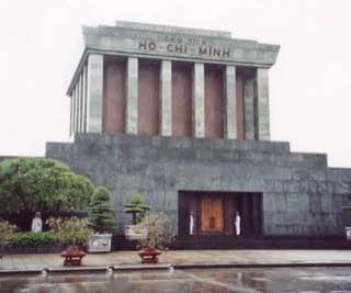 Ho Chi Minh Mausoleum, vietnam , hanoi