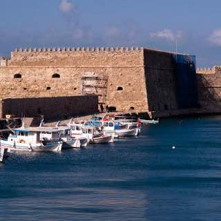 Koules Fortress, greece , heraklion