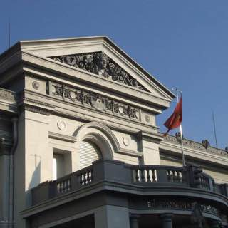 Museum of Ho Chi Minh City, vietnam , hochiminh