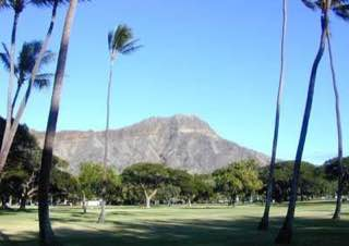 Diamond Head, usa , honolulu