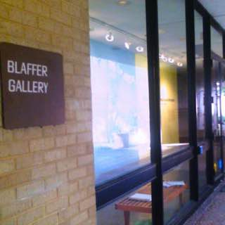 Blaffer Art Museum, usa , houston