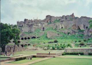 Golkonda, pakistan , hyderabad