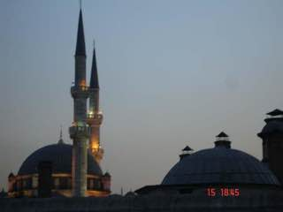 Eyüp Sultan Mosque, turkey , istanbul